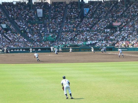 甲子園高校野球6